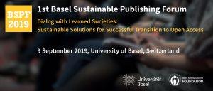 Basel Sustainable Publishing Forum